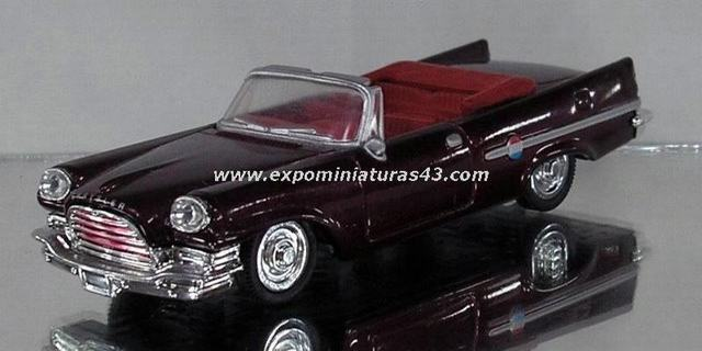 Chrysler 300E 1959 1/43