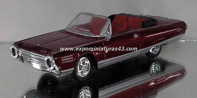 Chrysler Turbine Car 1964 1/43