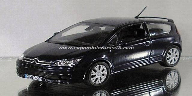 Citroën C4 Coupe 2006 1/43
