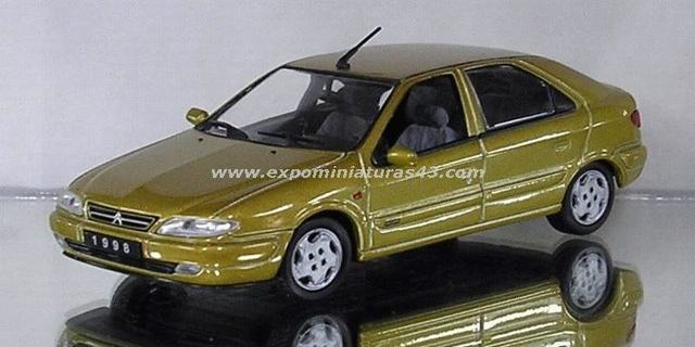 Citroën Xsara Berlina 1998 1/43