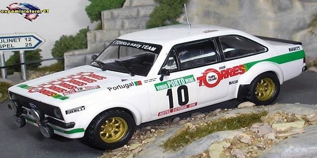 Rally Portugal 1982 Ford Escort RS1800 Torres/Lopes 1/43