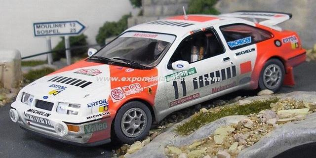 Rally Portugal 1987 Ford Sierra RS Sainz/Boto 1/43