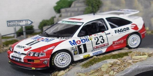 Rally Portugal 1994 Ford Escort RS Cosworth Leite Faria/Magalhães 1/43