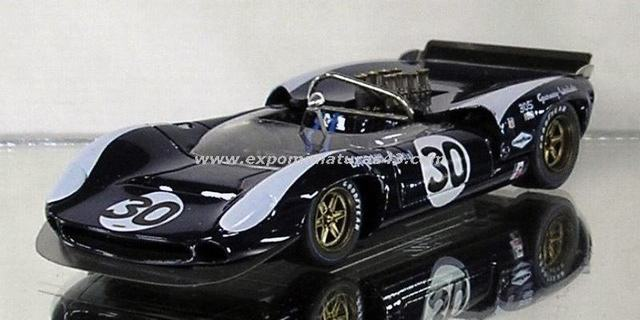Can-Am 1966 Lola Mark II Dan Gurney 1/43