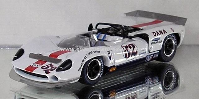 Can-Am 1967 Lola T70 Peter Revson 1/43