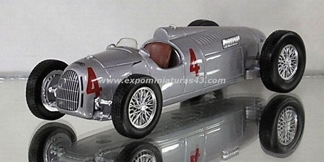 Grand Prix 1936 Auto Union Type C Bernd Rosemeyer 1/43