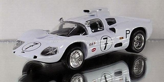 Sportscar World Championship 1966 Chaparral 2D Hill/Bonner 1/43