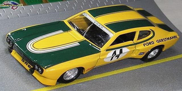 ETCC 1973 Ford Capri RS 1600 Krebs/Kautz 1/43