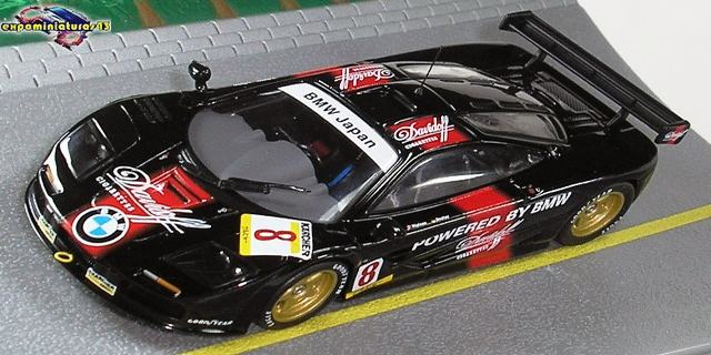 BPR Global GT Series 1995 McLaren F1 GTR Nielsen/Bscher 1/43