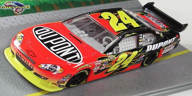 Nascar 2010 Chevrolet Impala Jeff Gordon 1/43